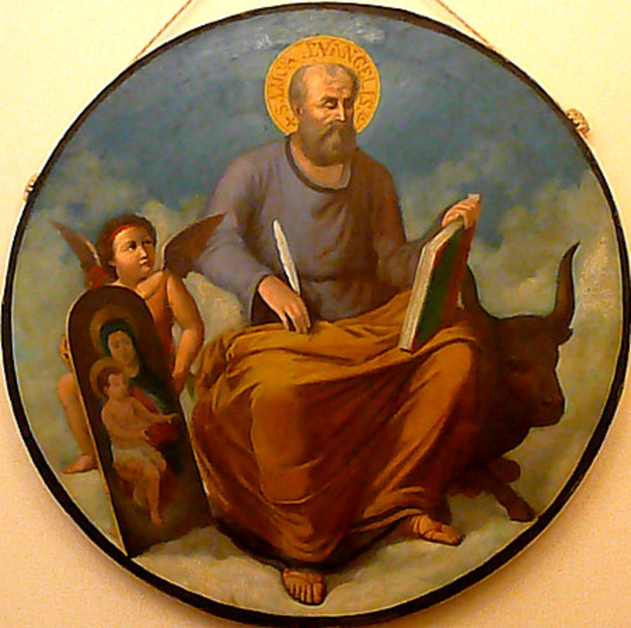 St. Luke the Evangelist
